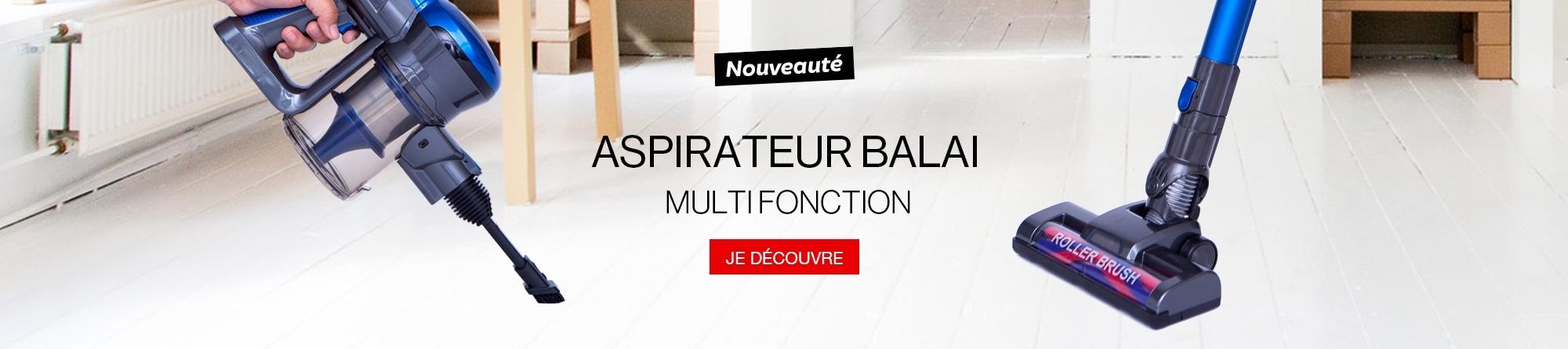 Aspirateur balai multifonction